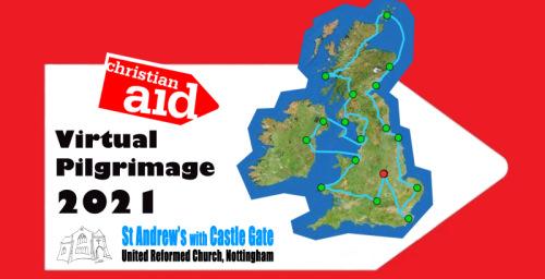 Virtual pilgrimage UPDATE